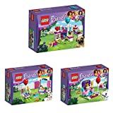 Best LEGO Gift For 4 Year Olds - Bundle - 3 Items: LEGO Friends Party Cakes Review