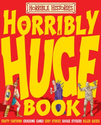 Horribly huge book of awful Egyptians and ruthless Romans