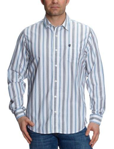 Timberland -  Camicia classiche  - Maniche lunghe  - Uomo Blau (359) 48