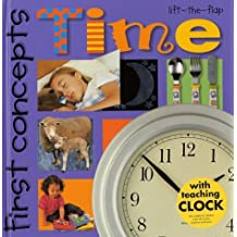 First Concepts: Time by Roger Priddy (2003-01-18)