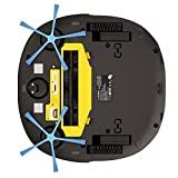 E. Ziclean Sweepy - Robotic Vacuum Cleaners (Black, Blue, Lithium-Ion (Li-Ion),...