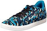 Reebok Men's Court Navy Blue, Blue and White Sneakers - 11 UK/India (45.5 EU) (12 US)