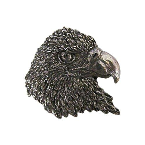 Peltro ~ Premium Bald Eagle Head ~ ~ magnete frigorifero B050PRM