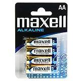 Maxell AA 4 - pk