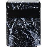 Qts Italy 4039/dl-m Distributeur de veline Abattant WC, marbre noir