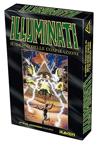Illuminati Deluxe - Il Gioco delle Cospirazioni