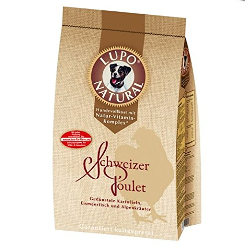 Lupo Natural Schweizer Poulet 1,5 Kg
