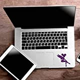 """Yoonek Grapics Tinker Bell Decal Sticker for Light Switch, Car Window, Laptop and More # 933 (8"""" x 8"""", Other)"""