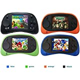 Rishil World Coolboy RS-8 8Bit 2.5inch Screen Built-in 260 Different Classic Games Handheld Game Consoles With AV Cable