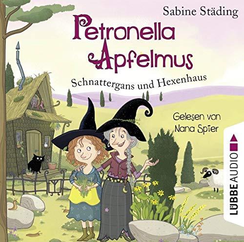Buchseite und Rezensionen zu 'Petronella Apfelmus: Schnattergans und Hexenhaus. Band 6.' von Sabine Städing