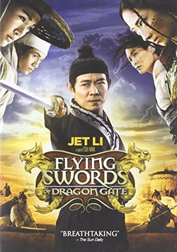 Flying Swords of Dragon Gate by Jet Li