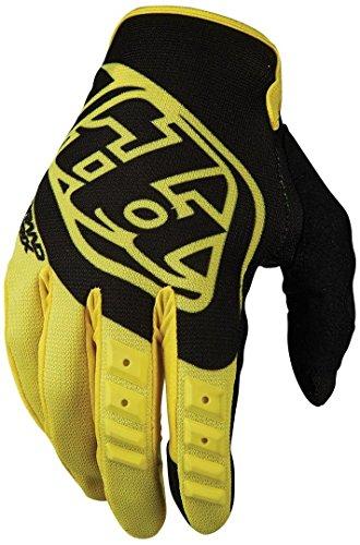 Troy Lee Designs GP MX-Handschuhe, Farbe Gelb, Größe L