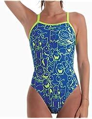 35475fbff5a2 Amazon.it: Okeo - Costumi interi / Mare e piscina: Sport e tempo libero