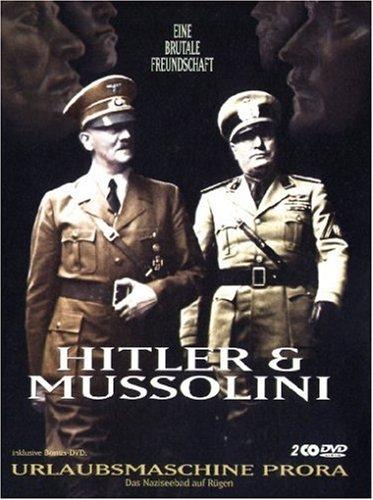 Hitler & Mussolini - Eine brutale Freundschaft (2 DVDs)