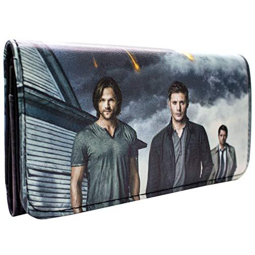 Supernatural Sam and Dean Winchester Portemonnaie