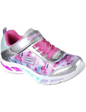 Skechers Litebeams-Dance N'Glow, Zapatillas Para Niñas