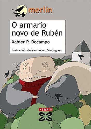O Armario Novo de Rubén / The New Cabinet of Ruben Cover Image