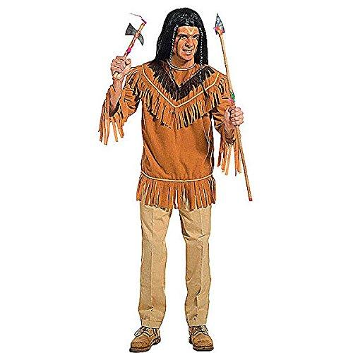 WIDMANN Indianer-Kostüm klein für Wilde Weste ()