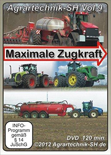 Preisvergleich Produktbild Maximale Zugkraft - Agrartechnik im Einsatz