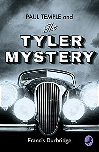 book cover of Paul Temple and the Tyler Mystery