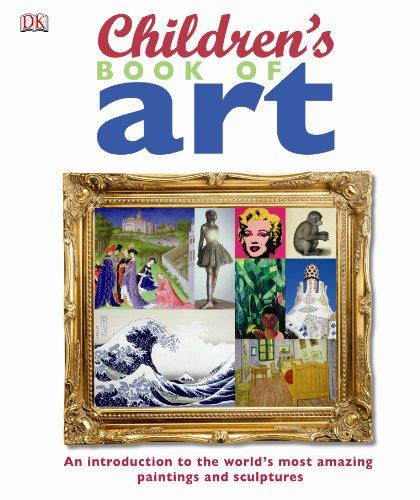 Children's Book of Art (Dk)