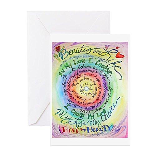 �karte Grußkarte Grußkarte Notizkarte Geburtstagskarte, blanko Innenseite matt ()
