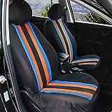 Chemu Lot de 2 Housses de siège Auto pour streetka Fiesta Focus Mondeo Corsa Vectra