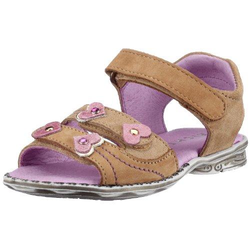 Richter Kinderschuhe 32.5110.7361, Sandales mode fille Beige