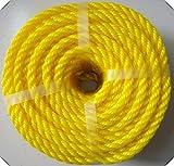 Nylon Rope (Clothesline)(Red)(yellow)