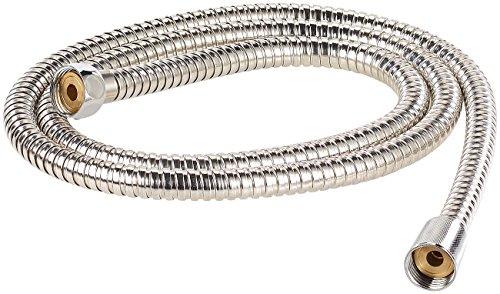 newgen medicals Brauseschlauch: Hochwertiger Metall-Duschschlauch, Länge 150 cm (Flexibler Duschschlauch)