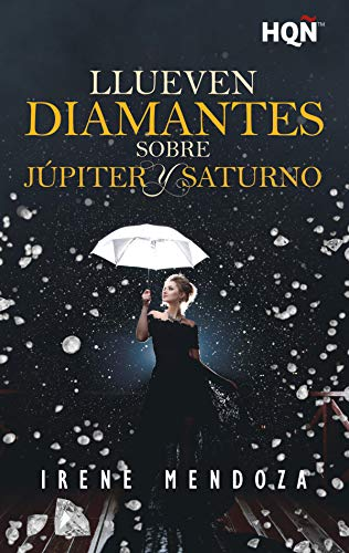 Llueven diamantes sobre Júpiter y Saturno de Irene Mendoza