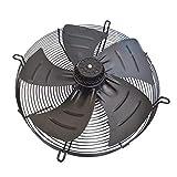 Ventilador Axial premente diámetro 400Mm 190W 220V?Con Motor Y Rejilla