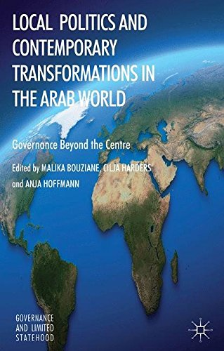 Local Politics and Contemporary Transformations in the Arab World: Governance Beyond the Center (Governance and Limited Statehood)