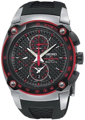Seiko Sportura Alarm Chronograph Herren-Armbanduhr snac03Armbanduhr (Armbanduhr)