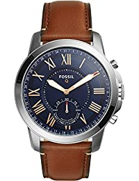 Fossil Q Herren Hybrid Smartwatch FTW1122