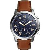orologio Smartwatch uomo Fossil Q Grant 2.0 casual cod. FTW1122