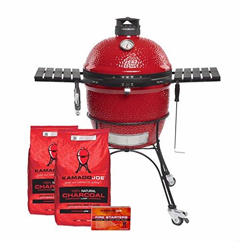 Kamado Joe Classic II Barbacoa + 2x Charcoal + Fire Starter