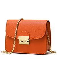 it borse Amazon Borse Donna e Scarpe Arancione d7q7SrY
