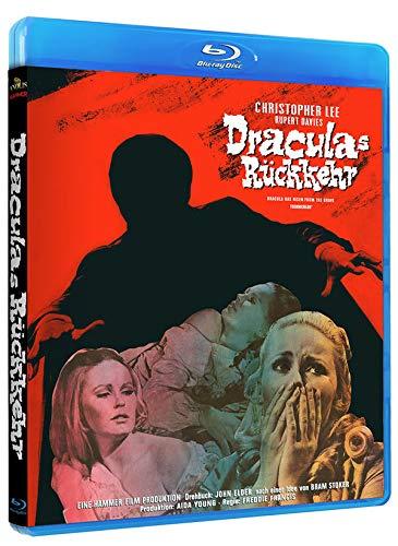 Draculas Rückkehr - Hammer Edition 23 [Blu-ray] [Limited Edition]