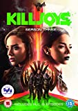 Hannah John-Kamen (Actor), Aaron Ashmore (Actor) | Rated: Suitable for 15 years and over | Format: DVD (2) Release Date: 23 April 2018  Buy new: £14.99