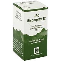 Jso Bicomplex Heilmittel Nummer 12 150 stk preisvergleich bei billige-tabletten.eu