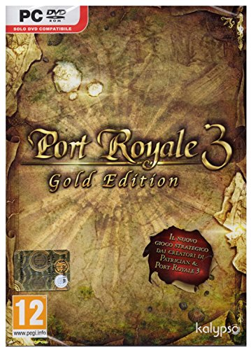 Port Royale 3, Gold Edition