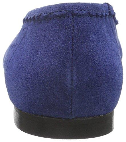 Diavolezza Jenny, Ballerines femme Bleu - Bleu