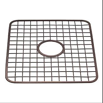 Idesign Large Gia Sink Grid Silver Amazon Co Uk Kitchen
