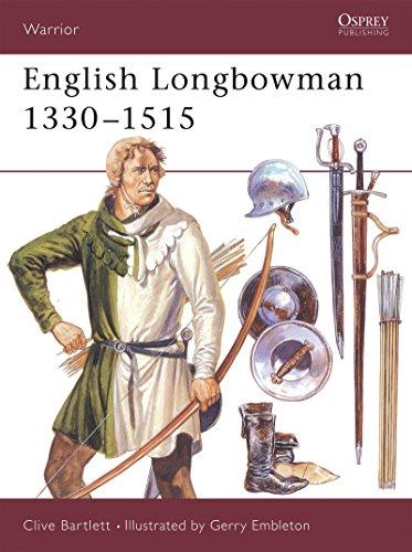 English Longbowman 1330-1515 (Warrior) por Clive Bartlett