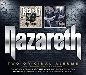 Newz/Big Dogz+Unplugged Bonus CD Cox Set