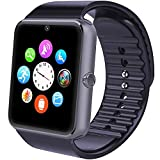 Smartwatch Android, Willful Smart Watch Telefono con SIM Card Slot Fotocamera...