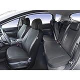 DBS 1012800 Coprisedili Auto / Vettura - Su Misura - Montaggio Rapido - Materiale TEP/Semilpelle - Compatibile Airbag - Isofix