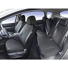 DBS 1012788 Coprisedili Auto / Vettura - Su Misura - Montaggio Rapido - Materiale TEP/Semilpelle - Compatibile Airbag - Isofix