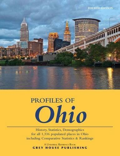 Profiles of Ohio, 2015: Print Purchase Includes 3 Years Free Online Access by David Garoogian (2015-04-01)